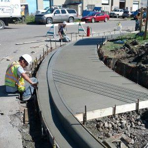 new commercial concrete