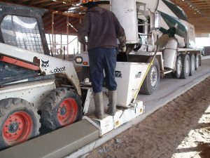 concrete curbing edmonton
