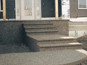 concrete step repair cost