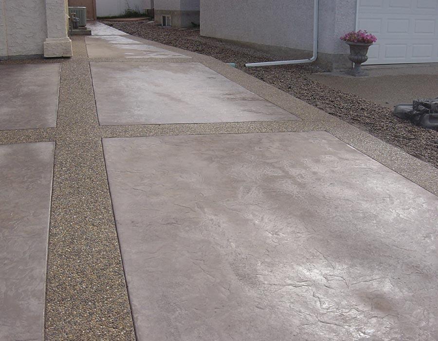 stamped concrete edmonton