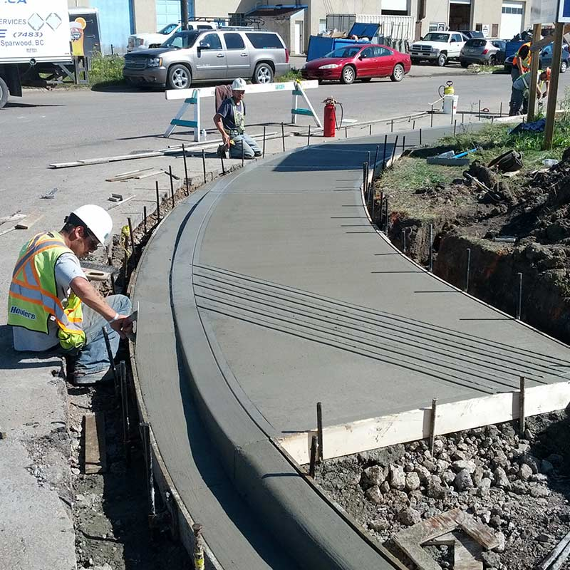 Read more about the article Top 5 Most Commonly Asked Questions About Concrete Curbs and Sidewalks